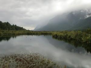 Nový zéland dovolená