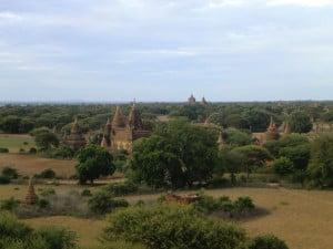 Bagan daší