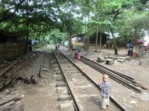 Bída v Yangonu