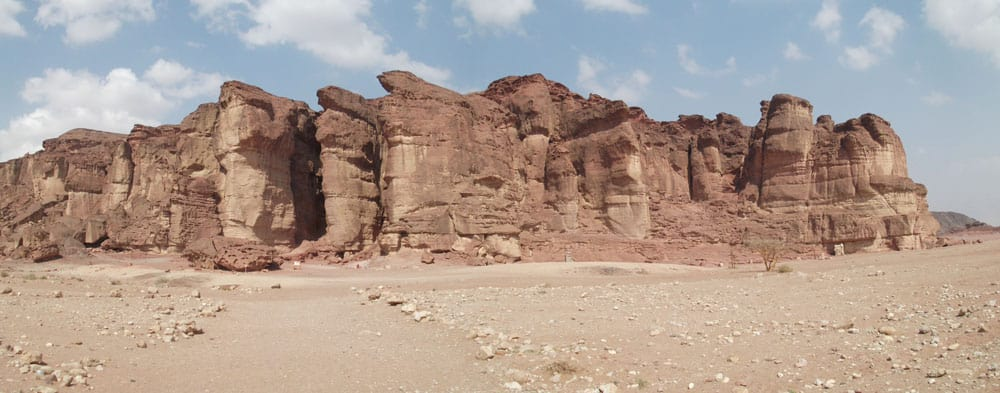Aravská poušť
