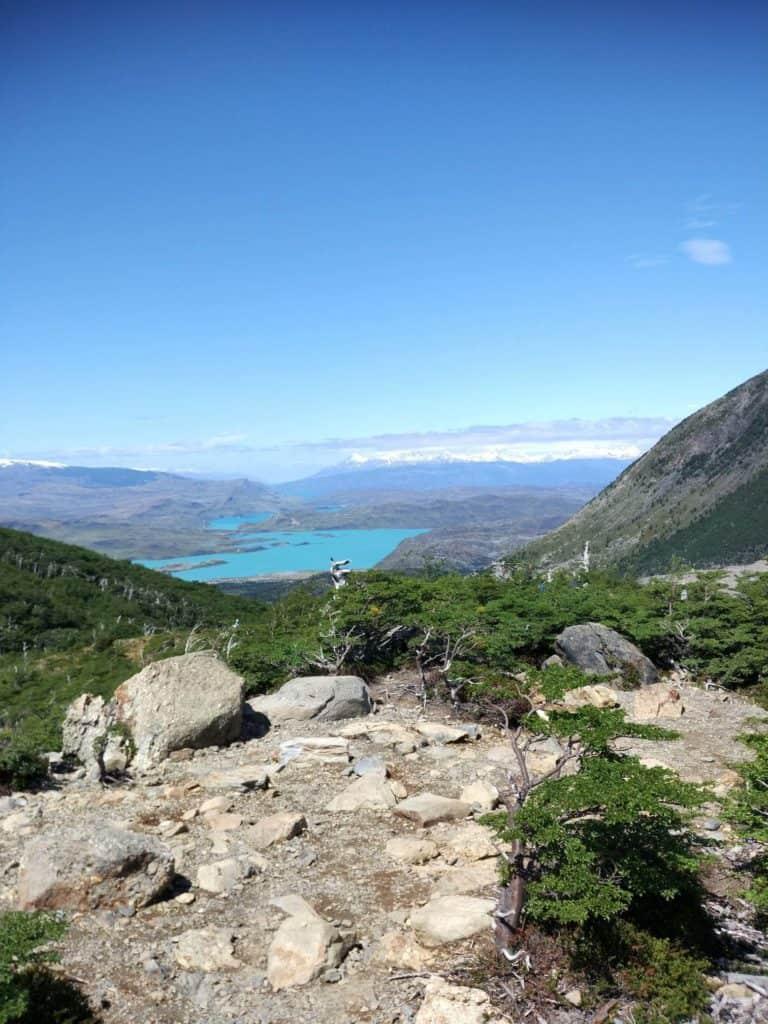 vyhlídka valle francé na druhou stranu