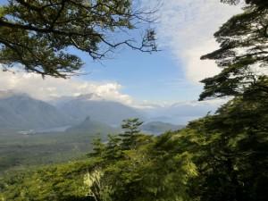 Circle track ve Fiordlandu