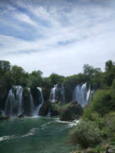 Kravické vodopády ještě jednou